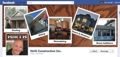 Facebook timeline setup